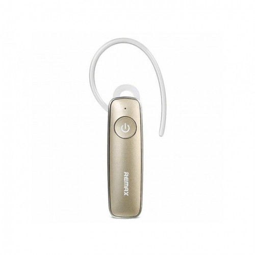 Bluetooth гарнітура Remax RB-T8 gold