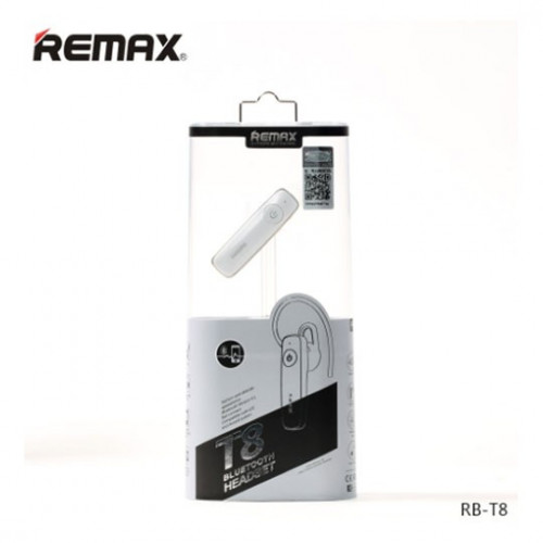 Bluetooth гарнітура Remax RB-T7 black