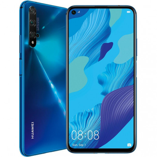 Смартфон Huawei Nova 5T 6/128 crush blue