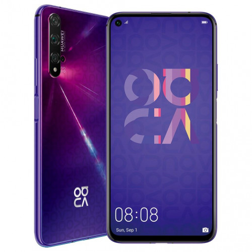 Смартфон Huawei Nova 5T 6/128 midsummer purple