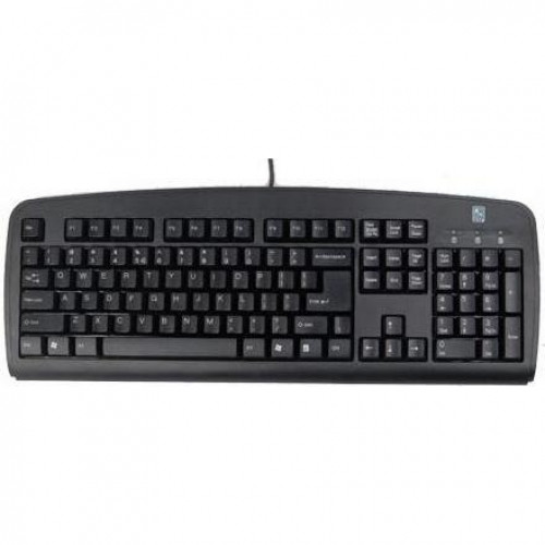 Клавіатура A4Tech KB-720(A) black USB